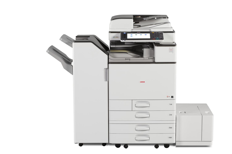 Color printing bu - Lanier Mp C5503