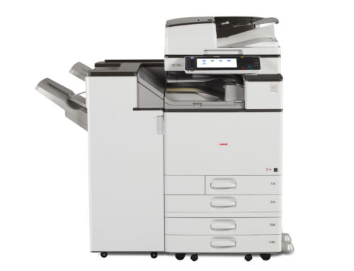 How to dump the waste toner on the MP C2003/2503/3003/3503/4503/6003 copiers